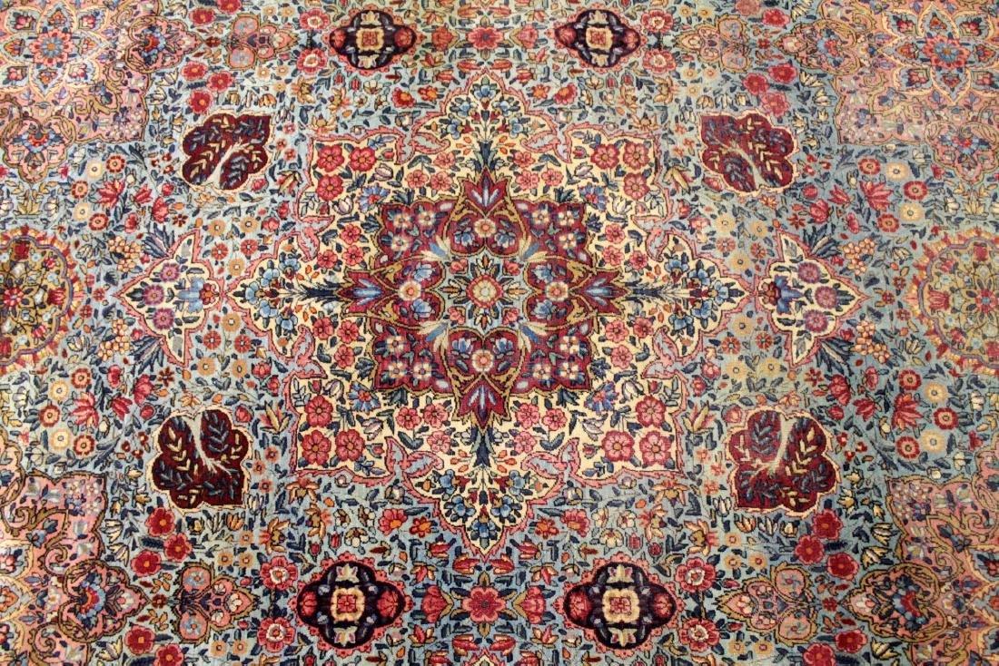 Kerman Lavar Rug Iran - 3