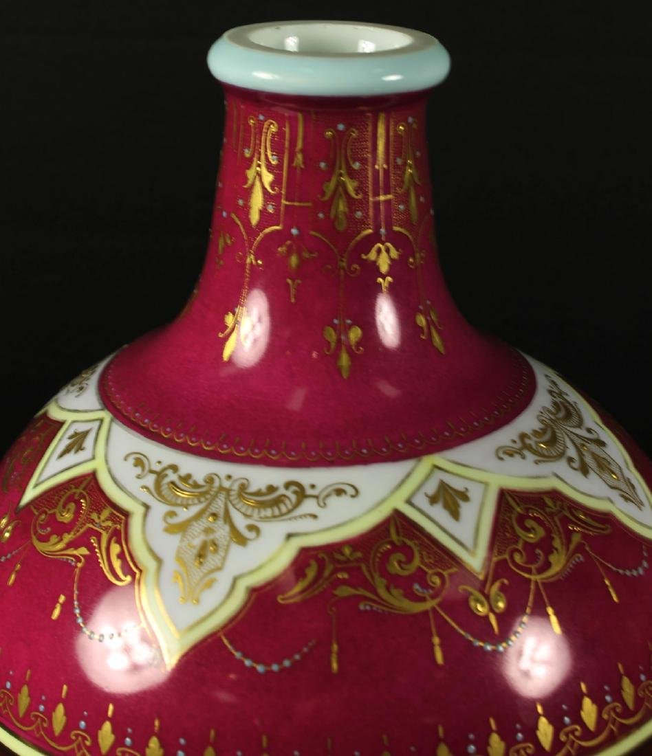 Royal Vienna Vase - 5