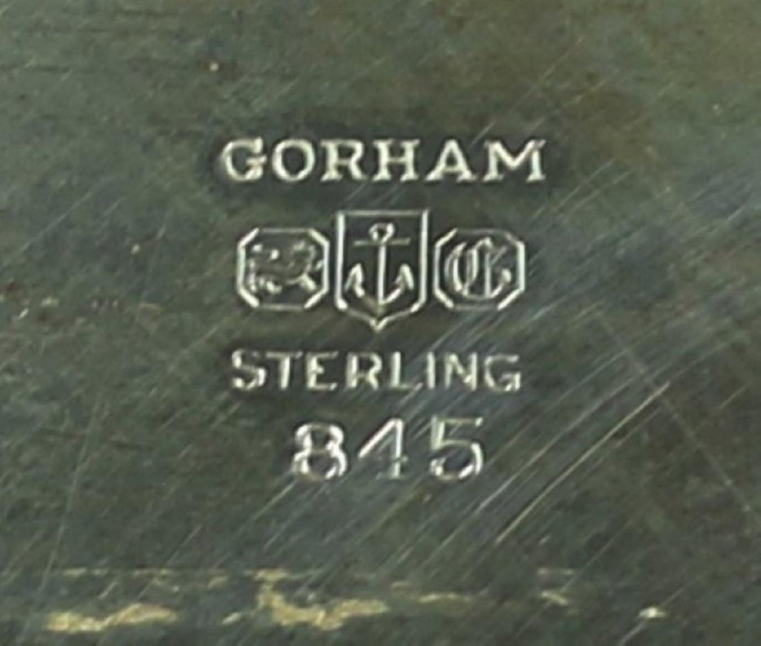 Gorham Sterling 4 Pc. Hot Beverage Service - 7