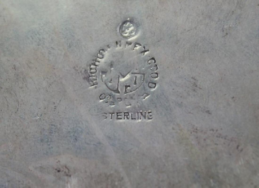 Sterling Silver Bowl - 4