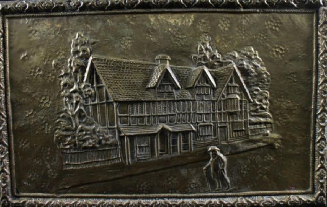 Bronze Detailed Trinket Box - 4