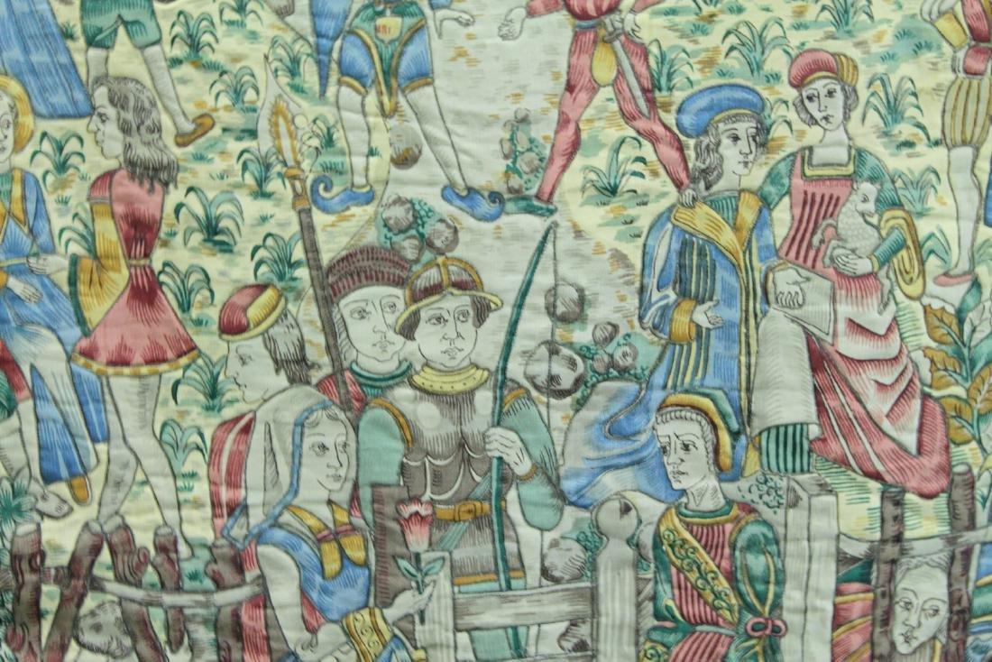 Hanging Needlework Tapestry - 3