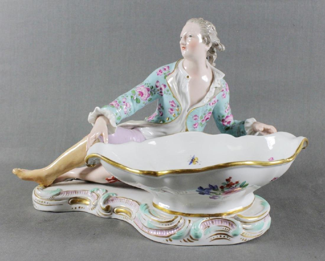 Meissen Sweet Dish Figure