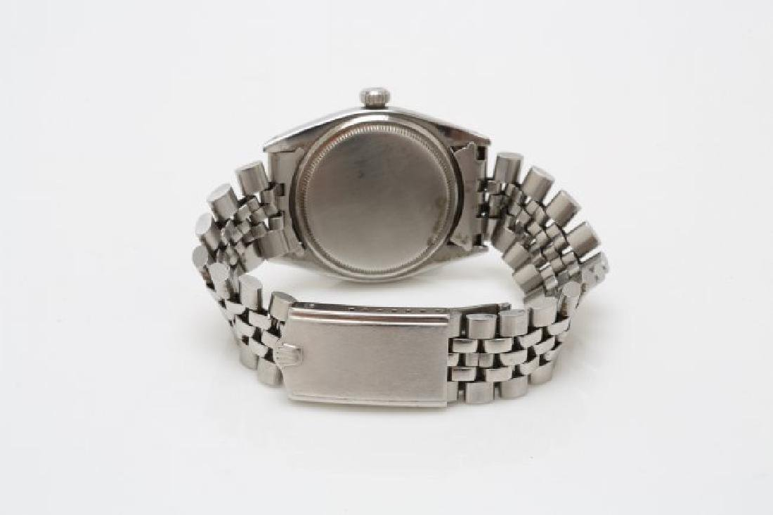 1960S Stainless Steel Rolex Datejust - 4