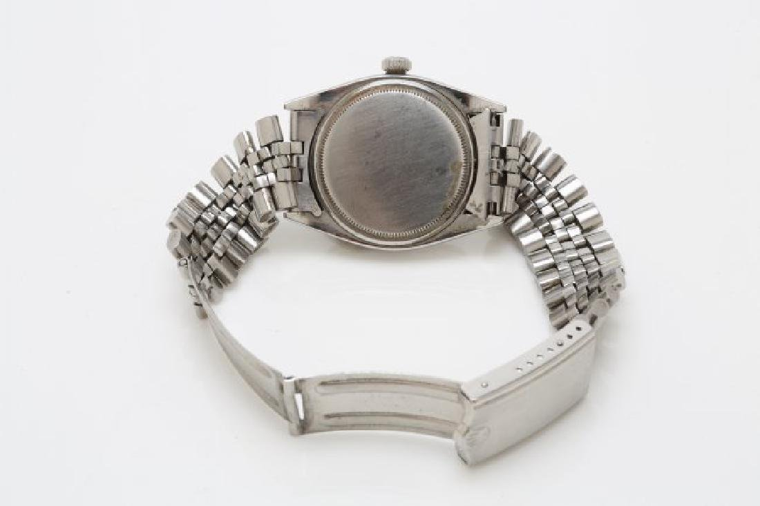 1960S Stainless Steel Rolex Datejust - 5