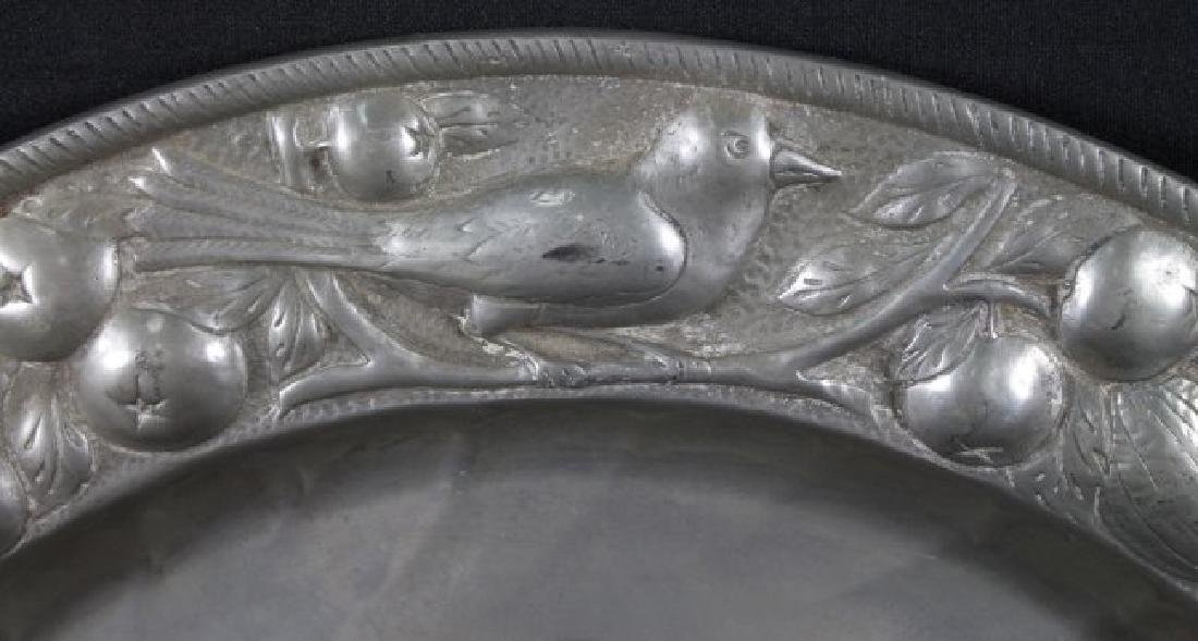 Silver Plated Inlad Plate - 4