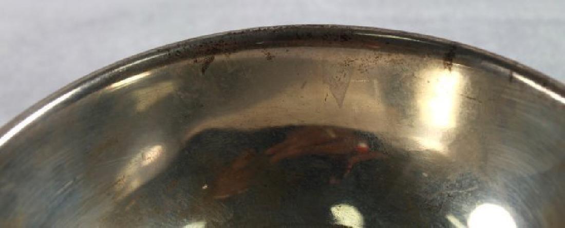 Sterling Silver Bowl - 6