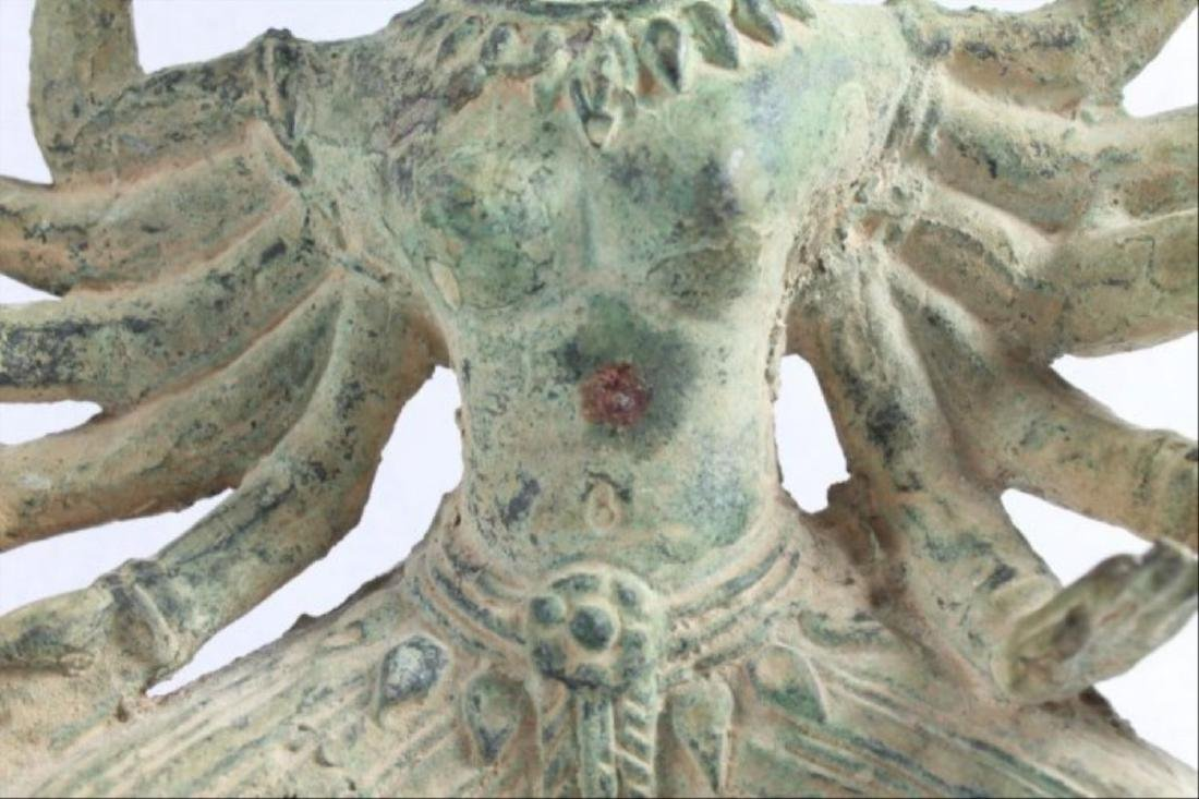 Chinese Figural Of A Deity - 6