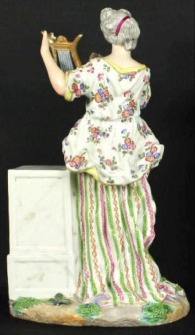 Antique Meissen Figure - 4