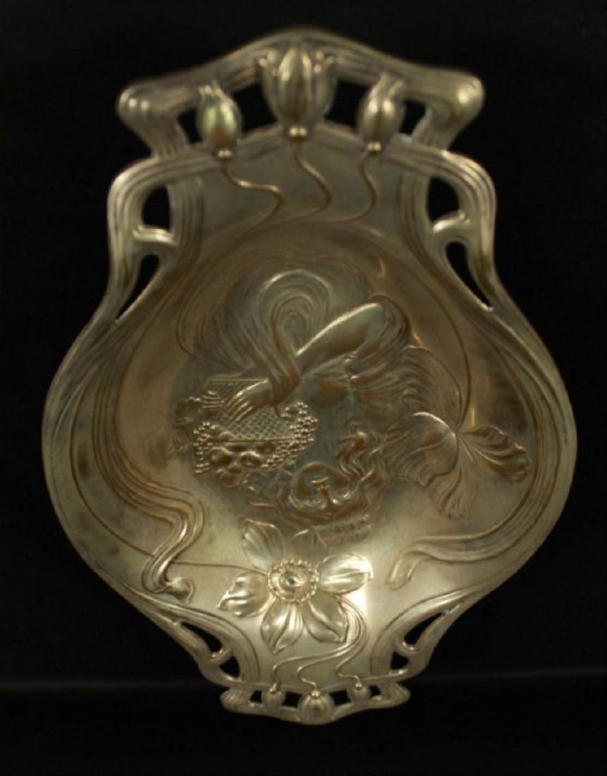 Pair Of Inlaid Bowls - 2