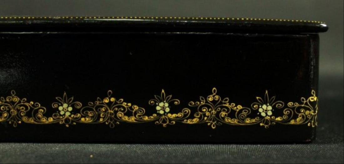 Signed Jewelry Box - 4