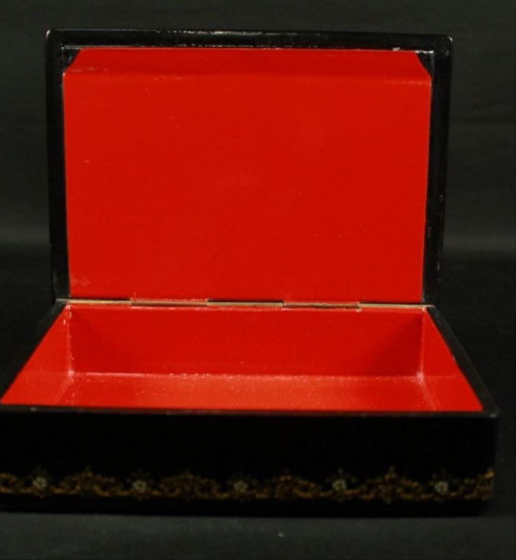 Signed Jewelry Box - 5
