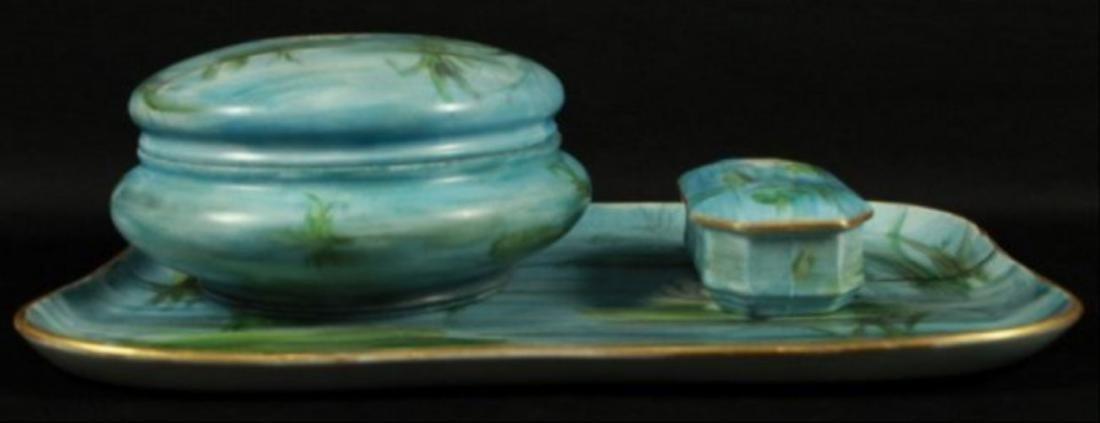 5 Pc Porcelain  Serving Set