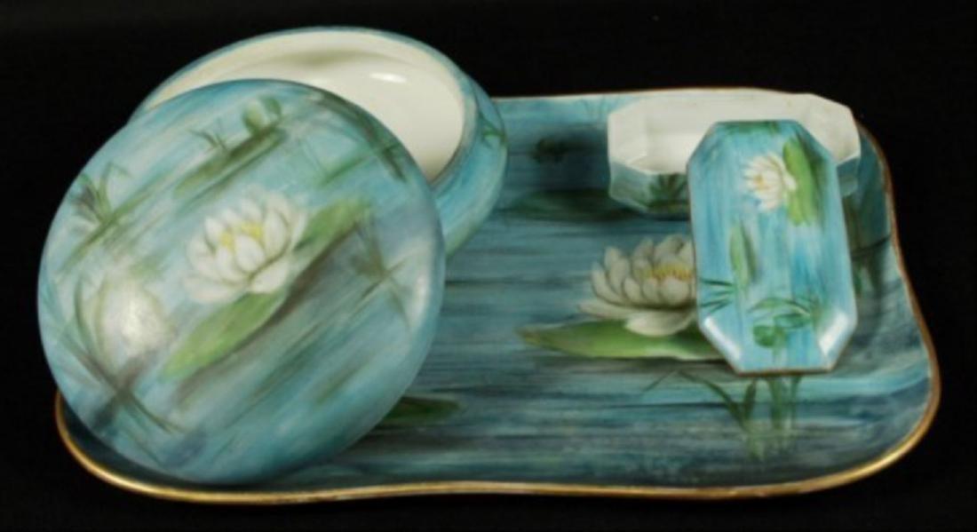 5 Pc Porcelain  Serving Set - 3