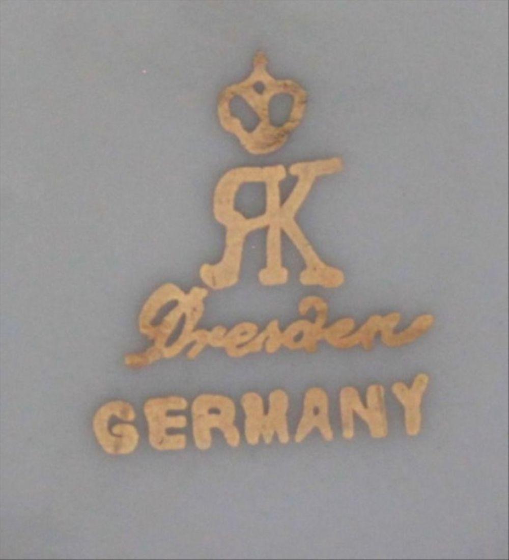 Dresden Covered Center Bowl - 9
