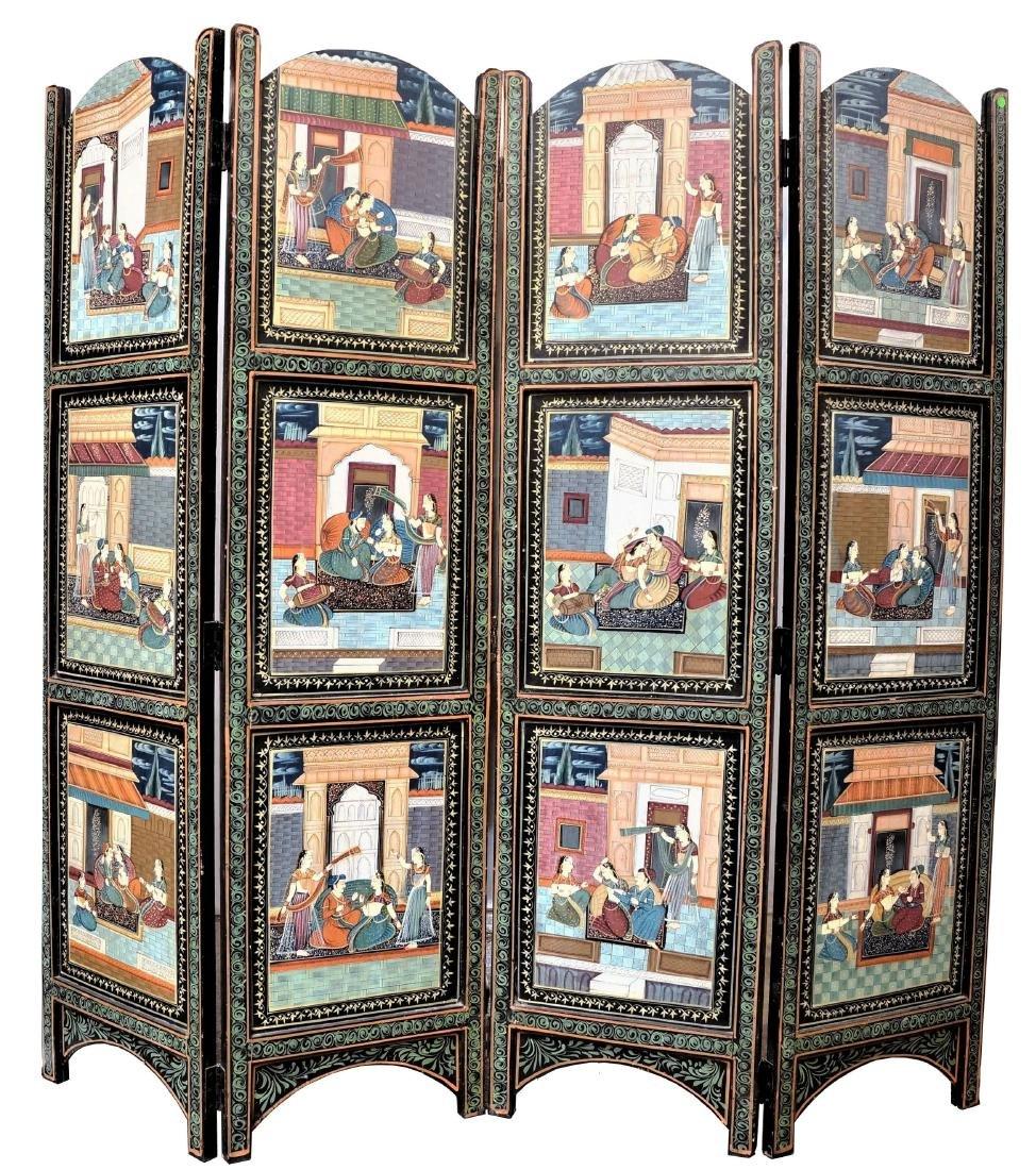 Persain Multi Panel Screen