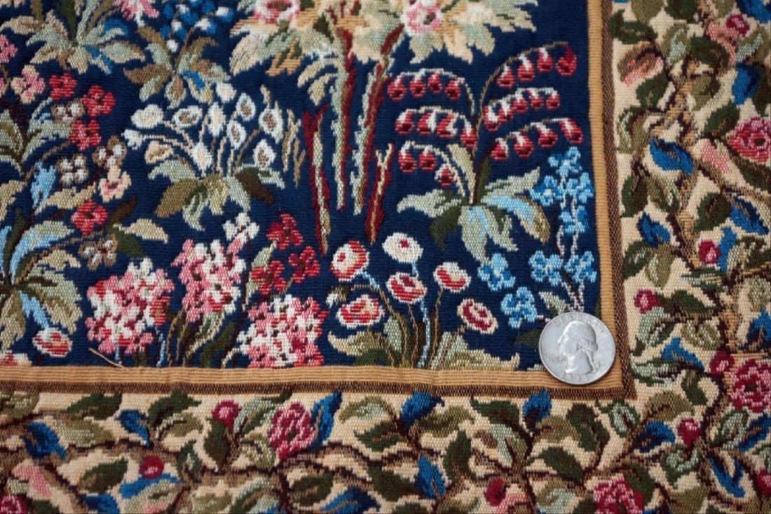 """French Tapestry """"Lle Travail De La Laine"""" - 5"""