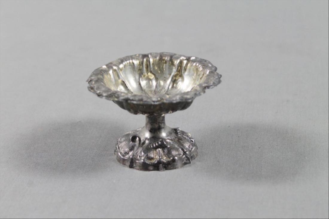 Miniature Silver Compote