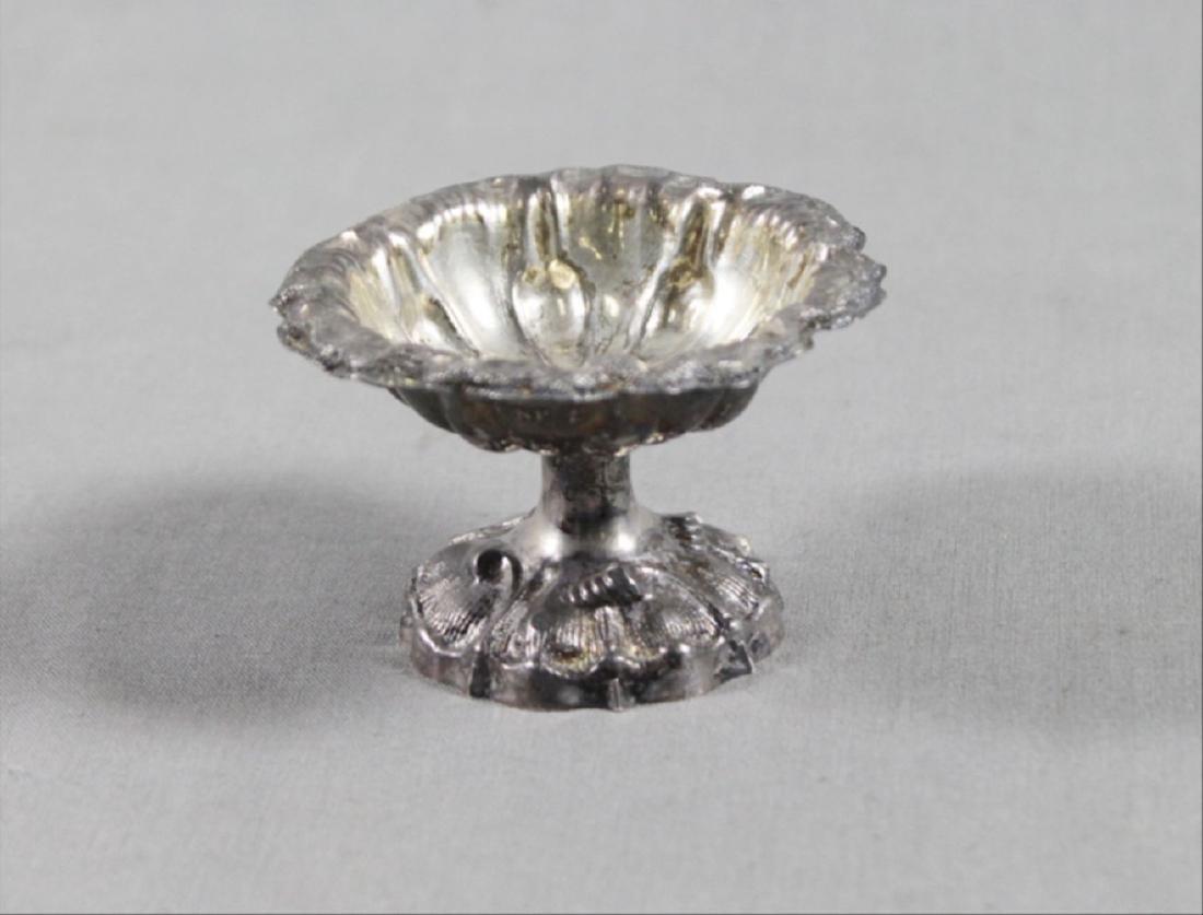 Miniature Silver Compote - 4