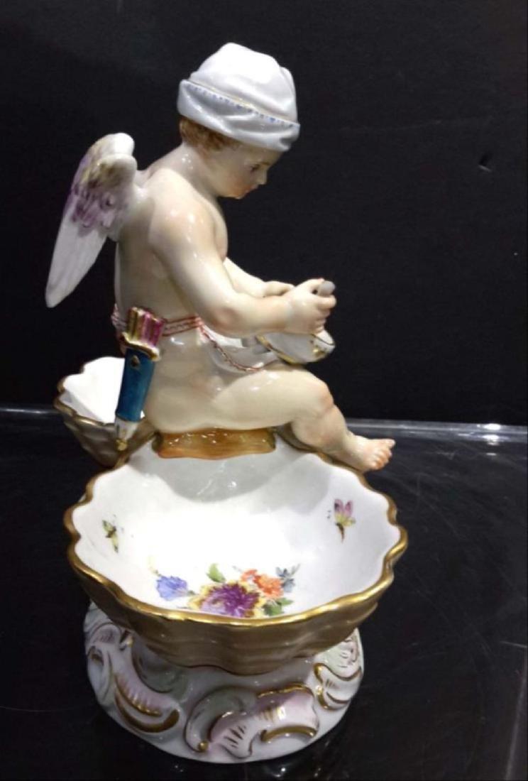 19C. Meissen Porcelain Figure - 3
