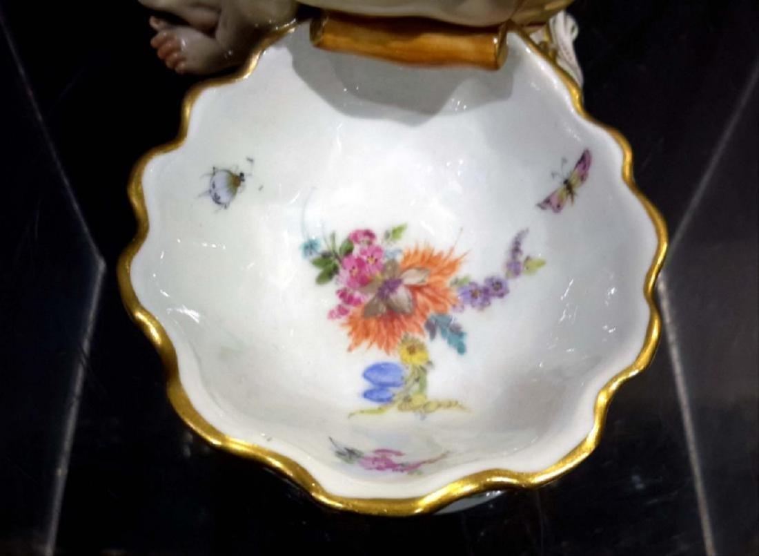 19C. Meissen Porcelain Figure - 8