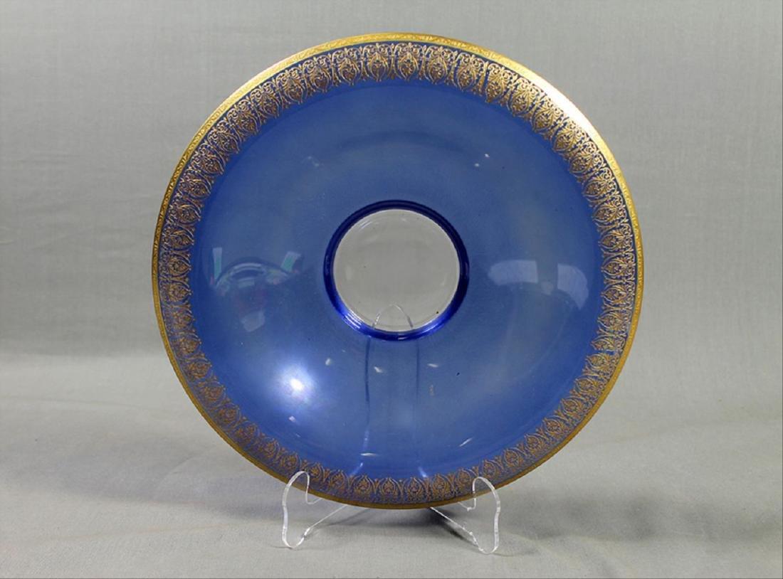 Morano Gilt Rim Glassware