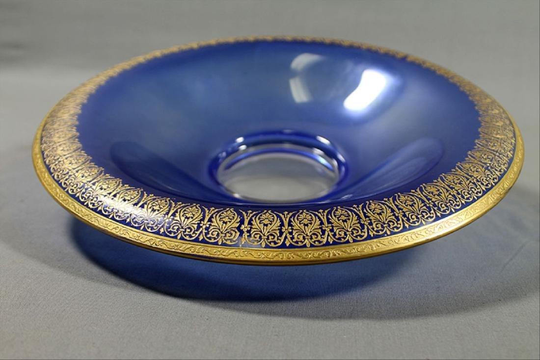 Morano Gilt Rim Glassware - 5
