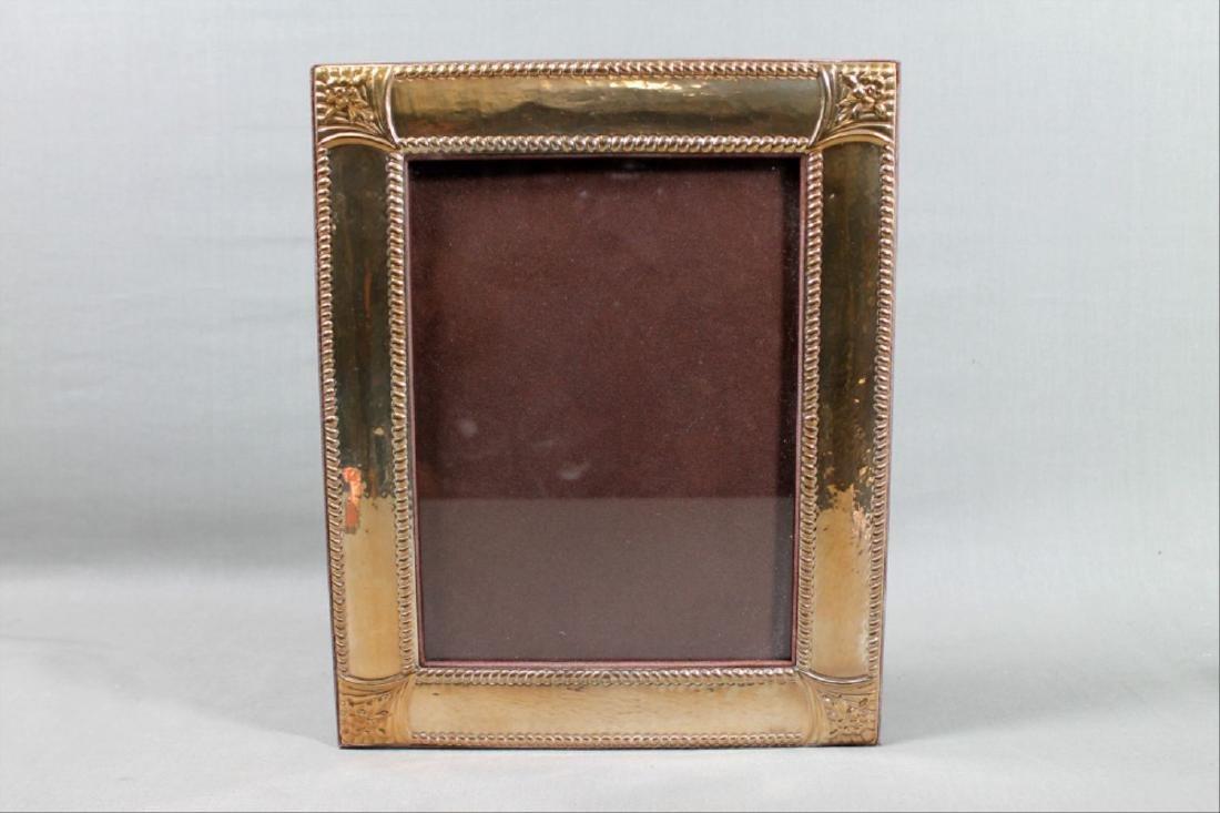 Copper Tki Frame