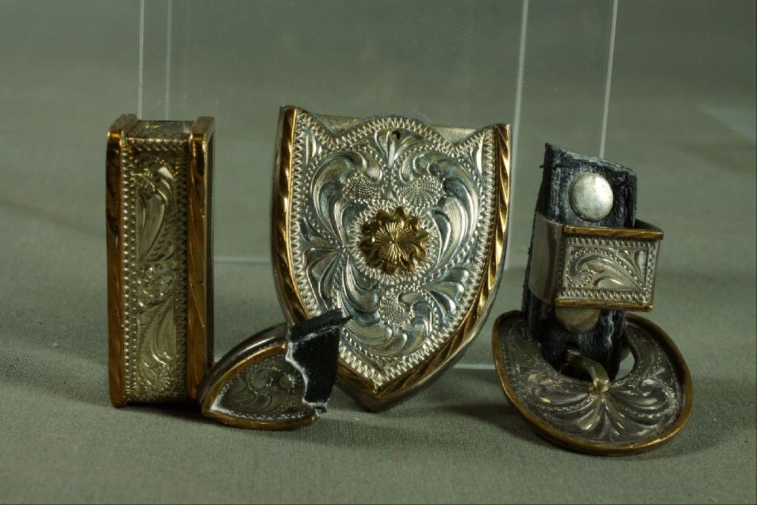 Assorted Belt Buckles
