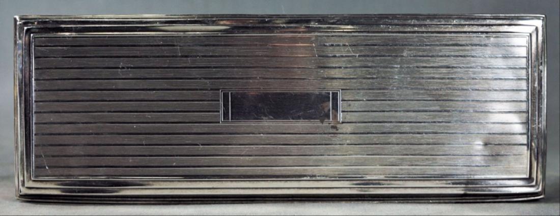 Sterling Trophy Box