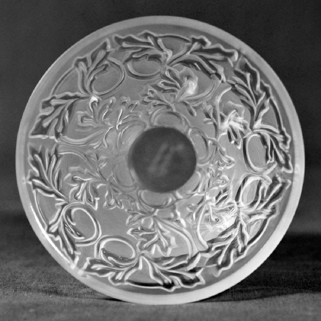 Small Lalique Vase - 2