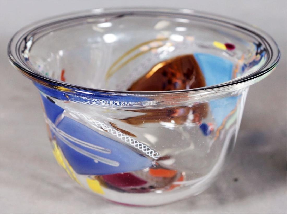 Art Glass Bowl - 2