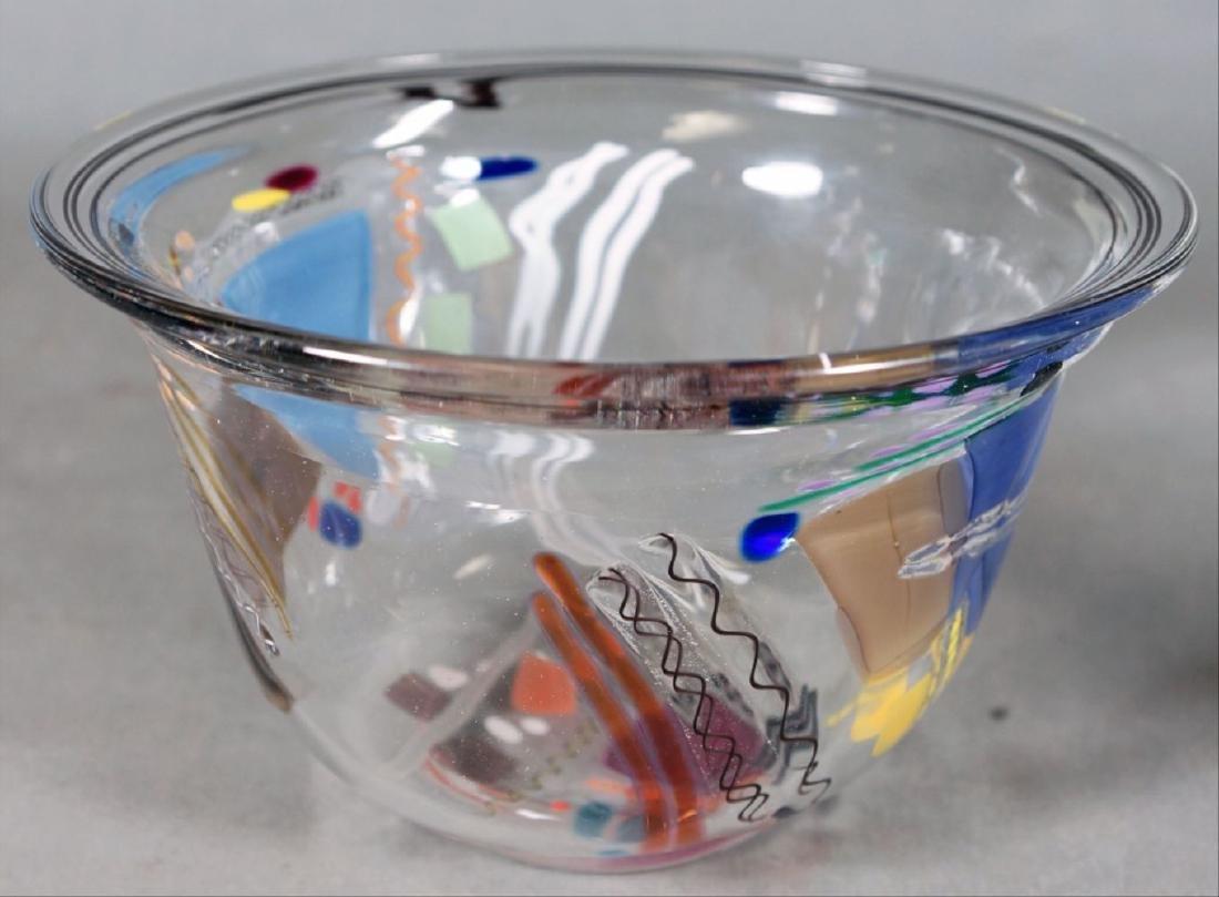 Art Glass Bowl - 3