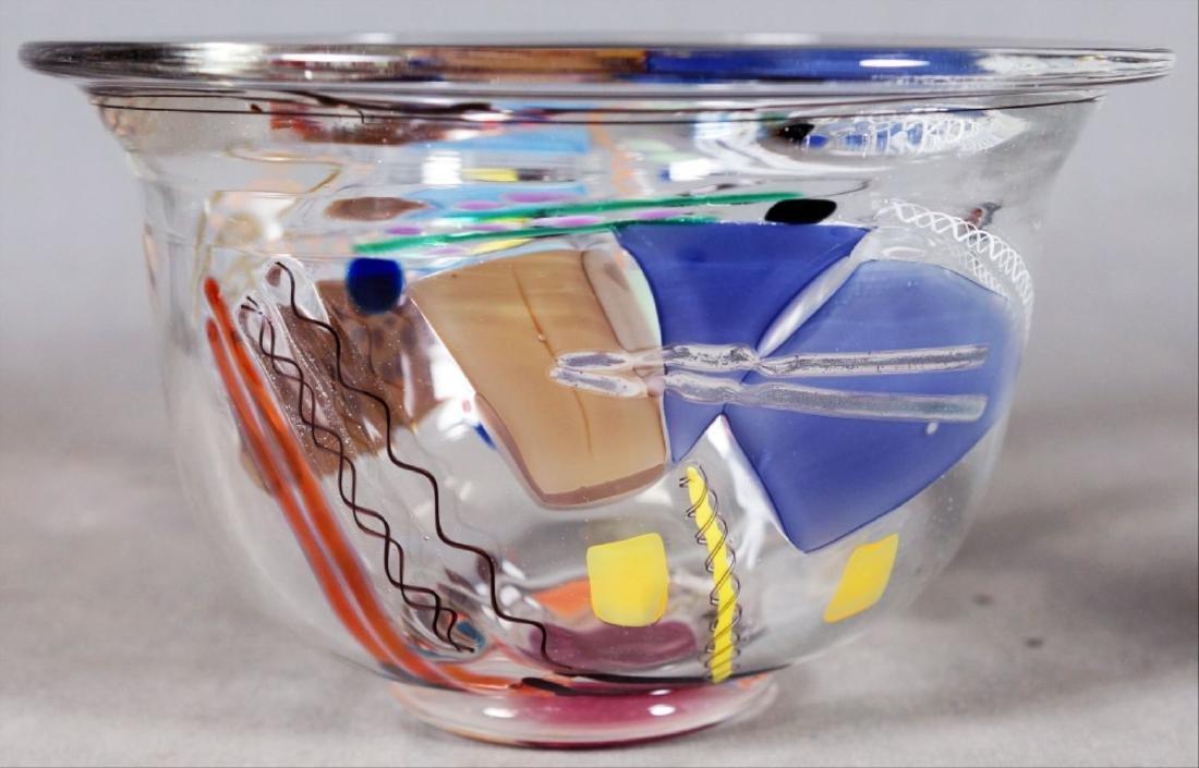 Art Glass Bowl - 4