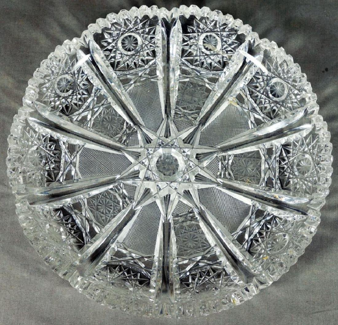 Molded Glass Table Pieces - 3