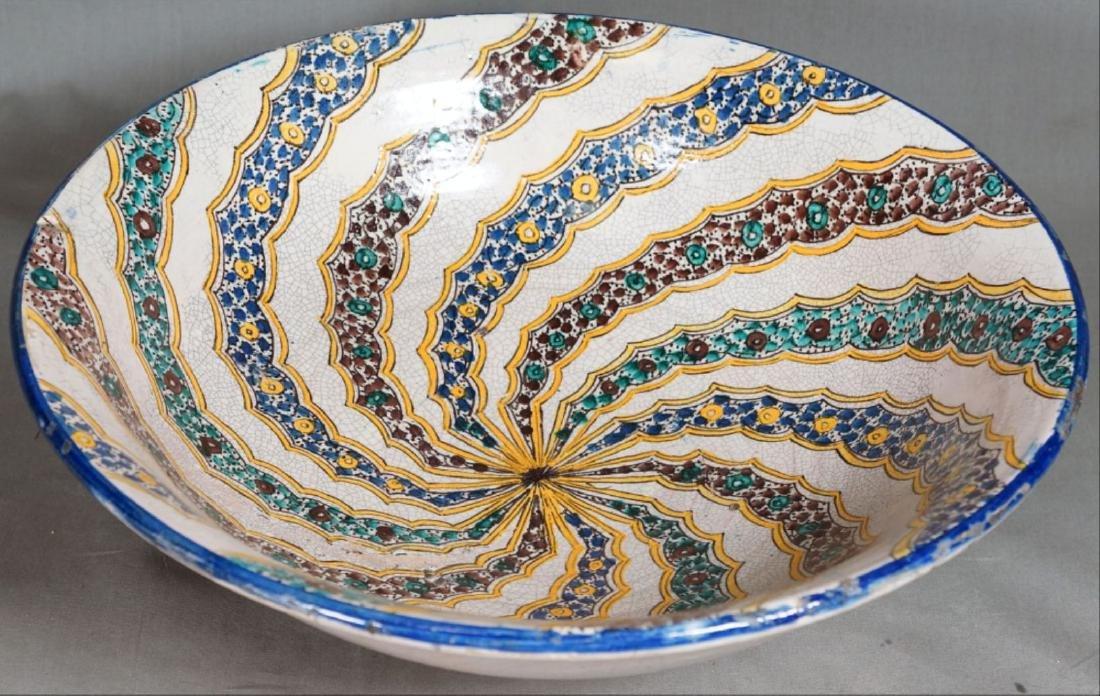 Large Ceramic Bowl - 2