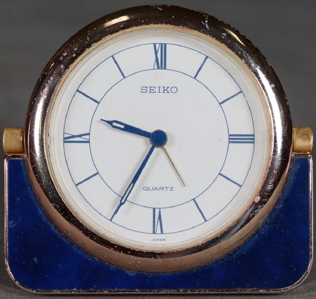 Seiko Folding Desk Clock - 2