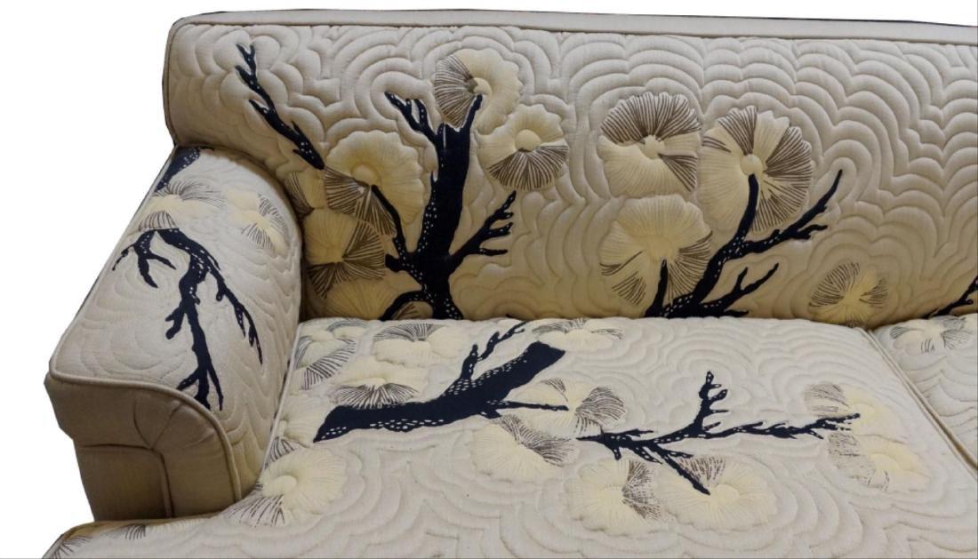 Modern Upholstered Sofa - 2