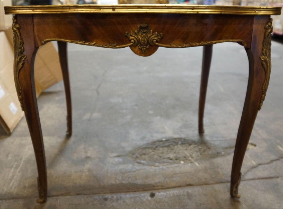 French Tray Top End Table - 2