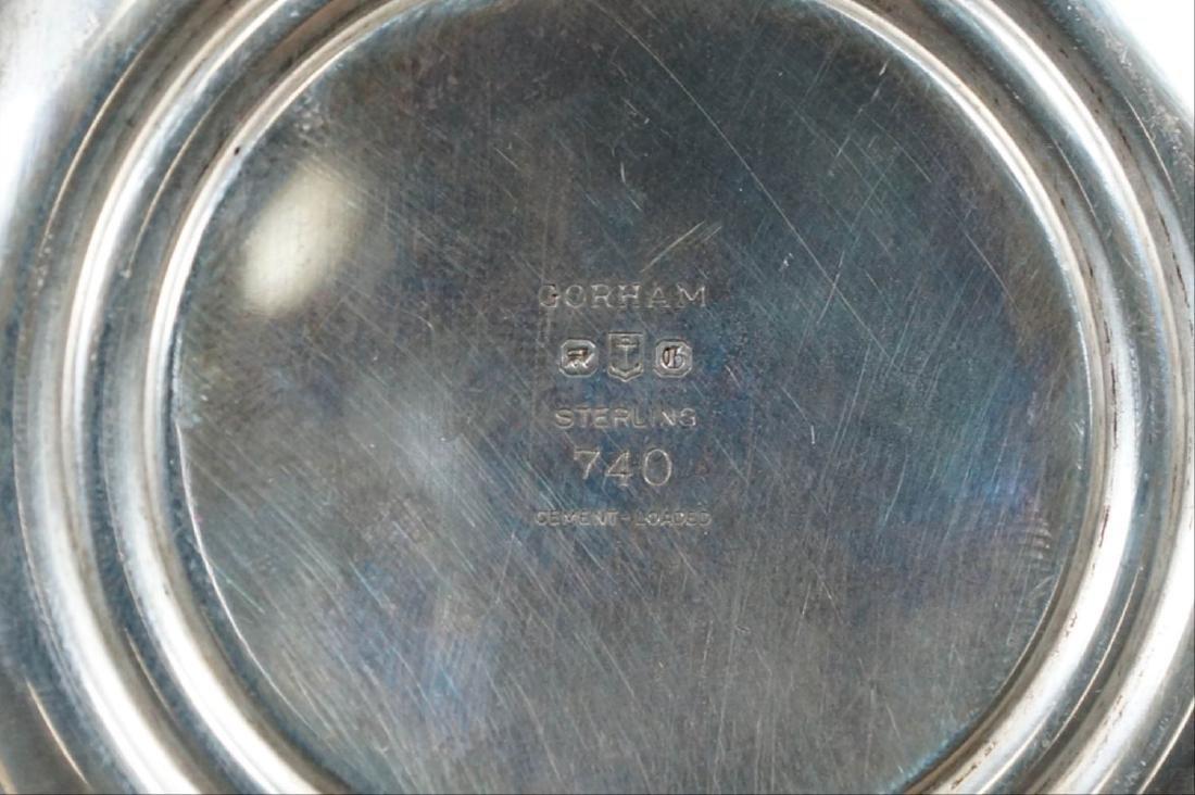 Gorham Sterling Compote - 3