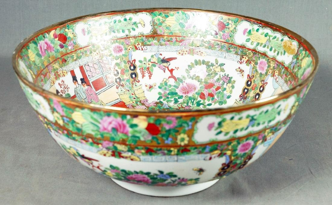 Two Canton Style Bowls - 2