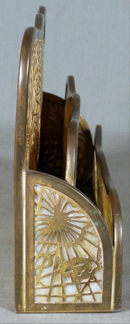 Tiffany Studios Letter Holder (As Is) - 2