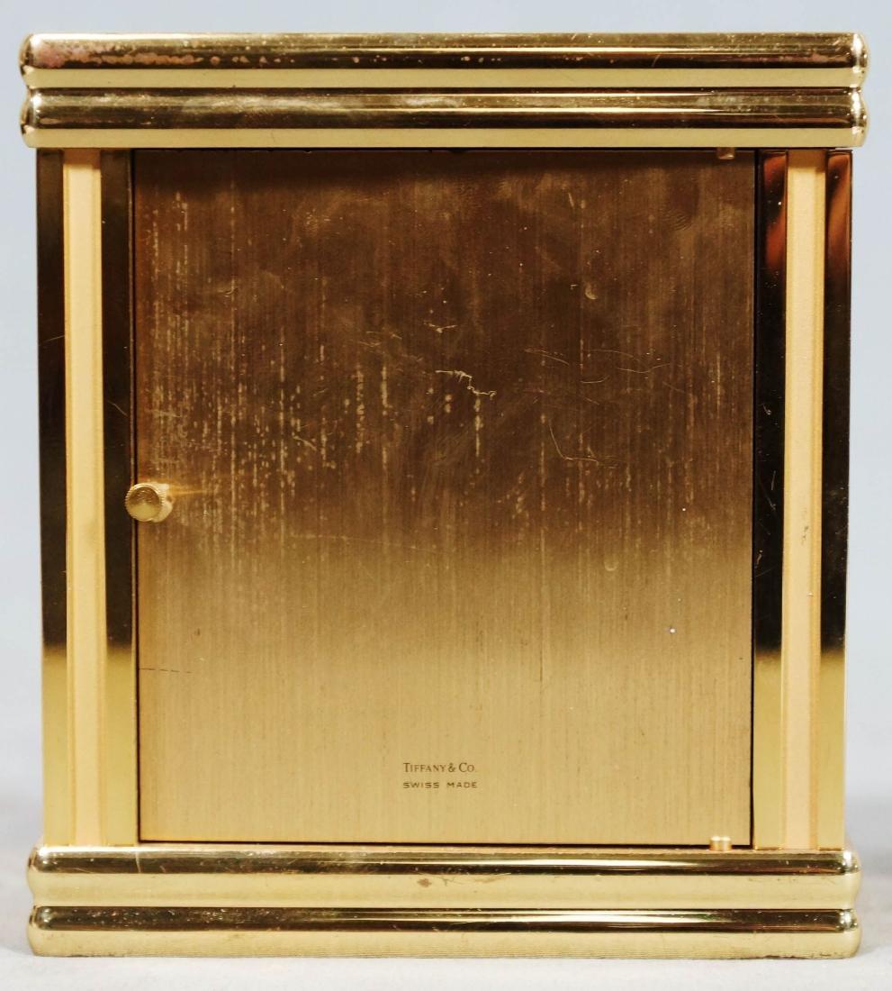 Tiffany And Co. Mantel Clock - 4