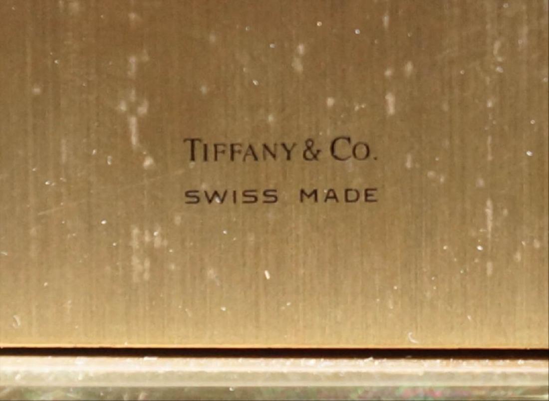 Tiffany And Co. Mantel Clock - 5