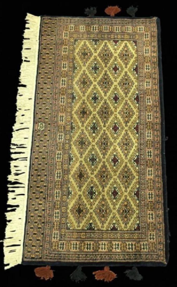 100% Wool Pile Rug