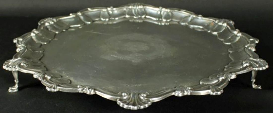 Alexander Clark Sterling Silver Tray - 2