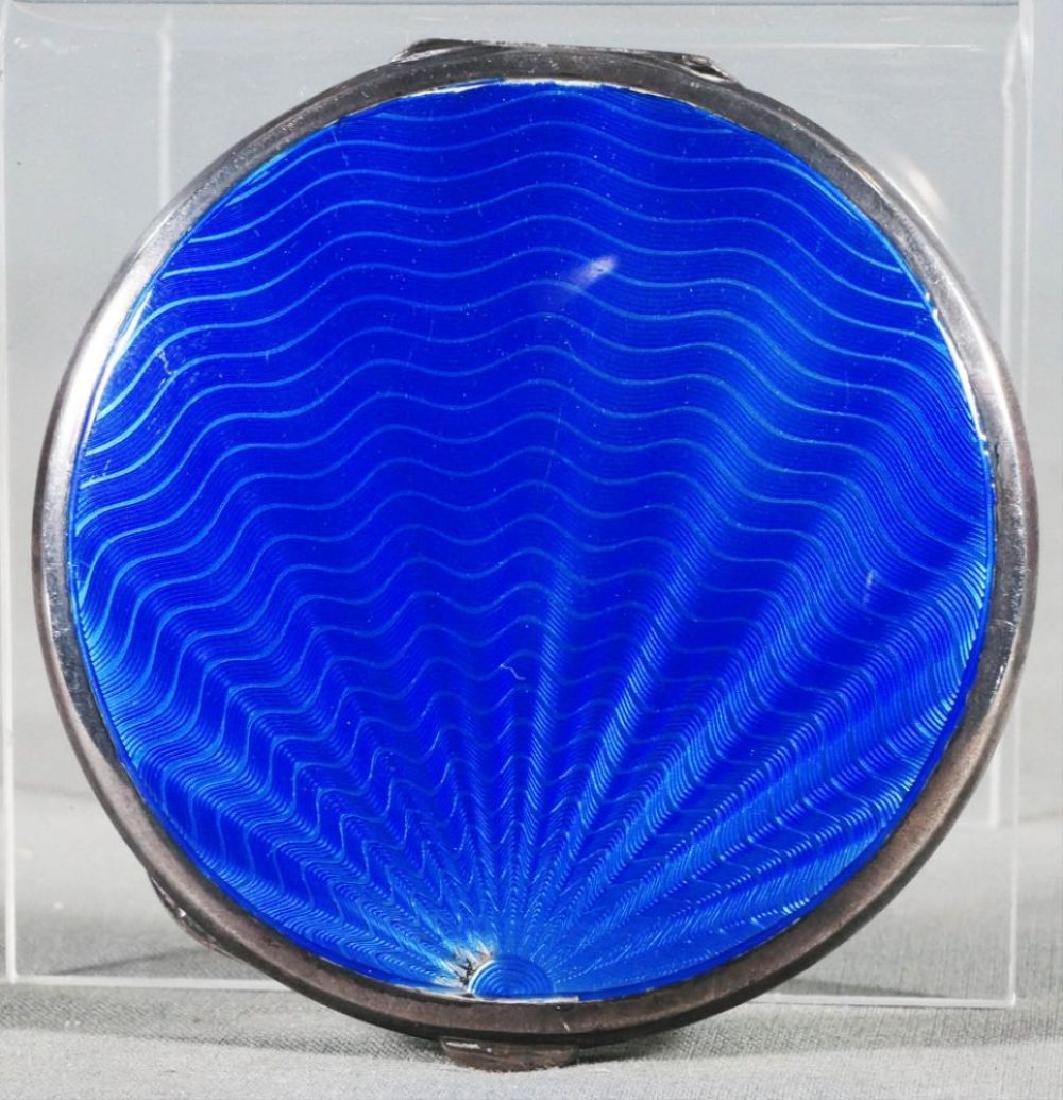 Enamel Seashell Compact