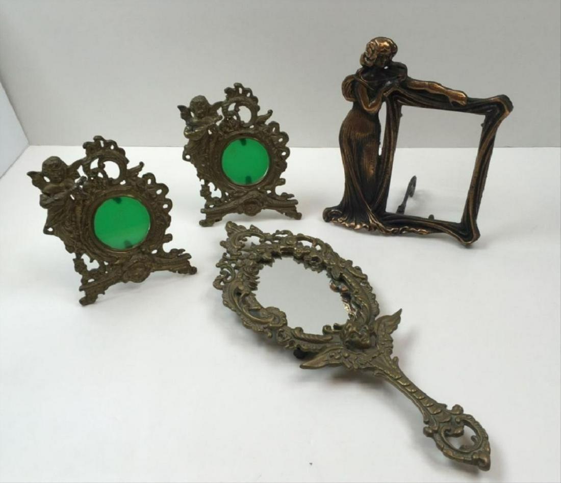 Dresser Mirror & Frames