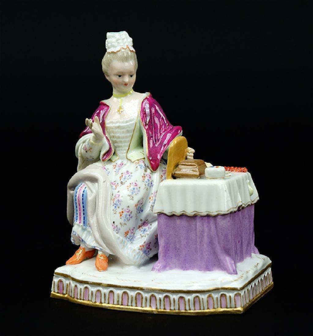 A Meissen Porcelain Figure.