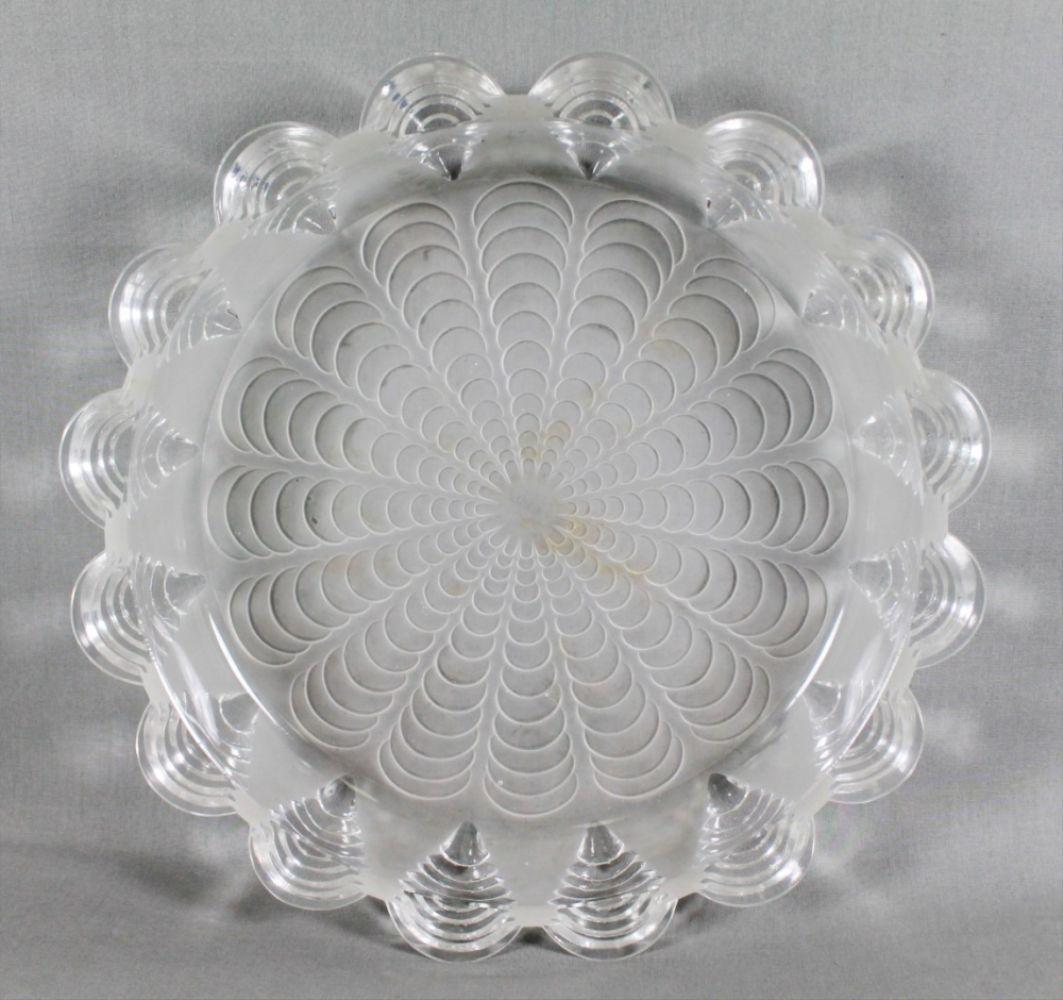 """13"""" R. Lalique Center Bowl"""